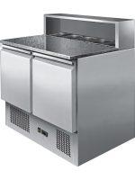 Хладилна маса, с гранит SALADETTE, ESL 3831