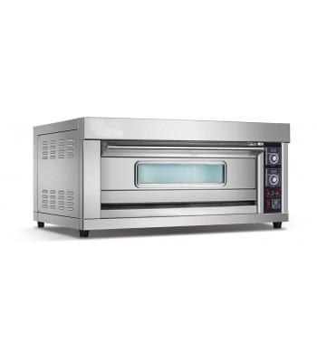 Пекарна 1 ниво Х 2 тави 60/40 - неръждаема
