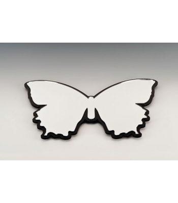 Плато акрил, огледално - пеперуда