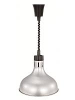Отоплителна лампа - таванен монтаж, сива