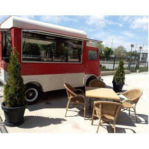 Каравана тип камион за храна