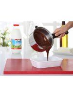 Касерола за топене на шоколад 16см.