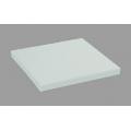 Дъска за рязане-полиетилен 49/49/5 см.-бяла